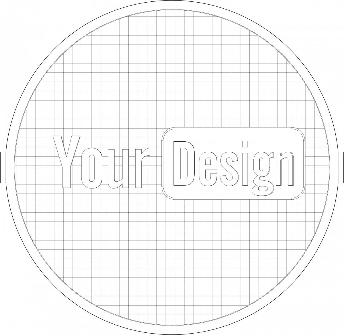 Люк по индивидуальному дизайну