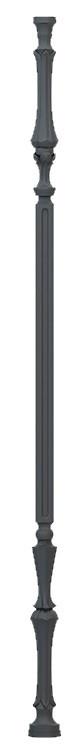 Чугунная балясина №13