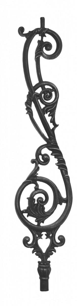 Чугунная балясина №45