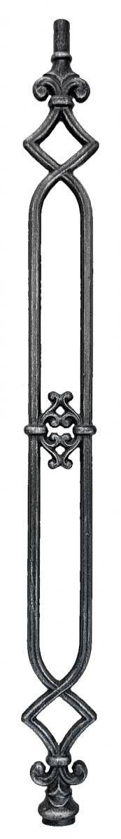 Чугунная балясина №65