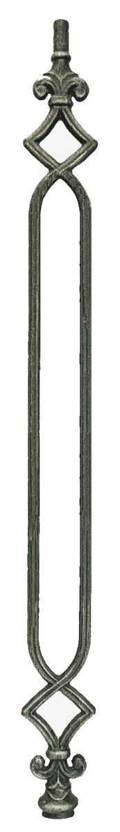Чугунная балясина №73