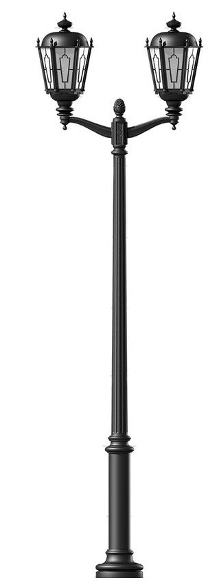 Фонарный столб №1