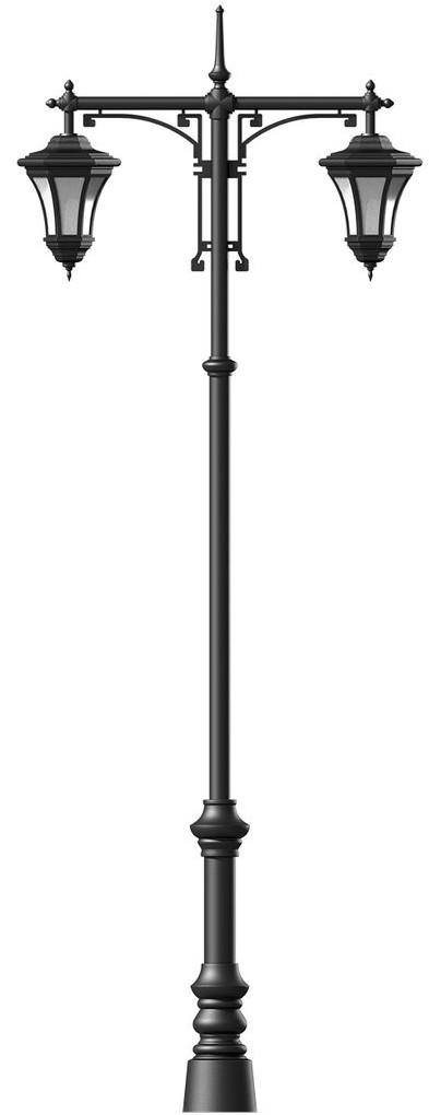 Фонарный столб №27