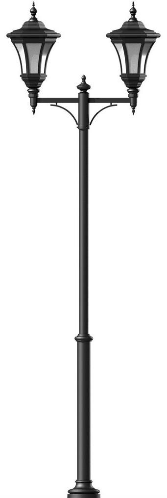 Фонарный столб №54