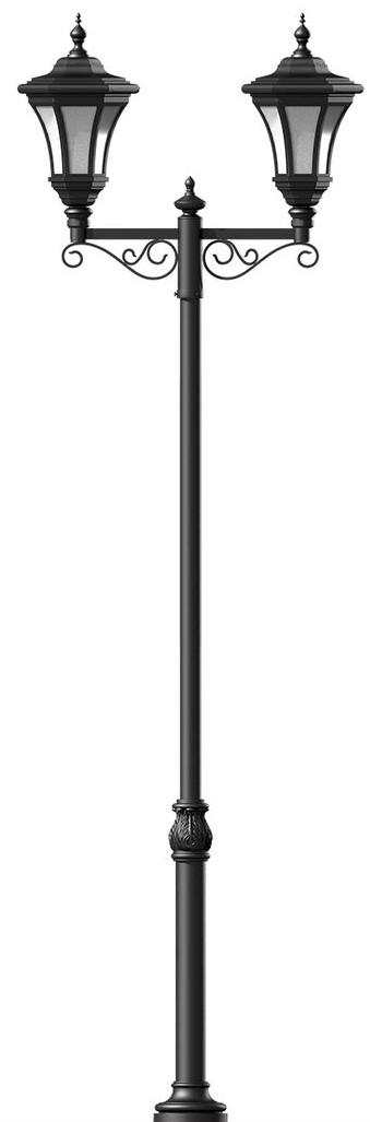 Фонарный столб №56
