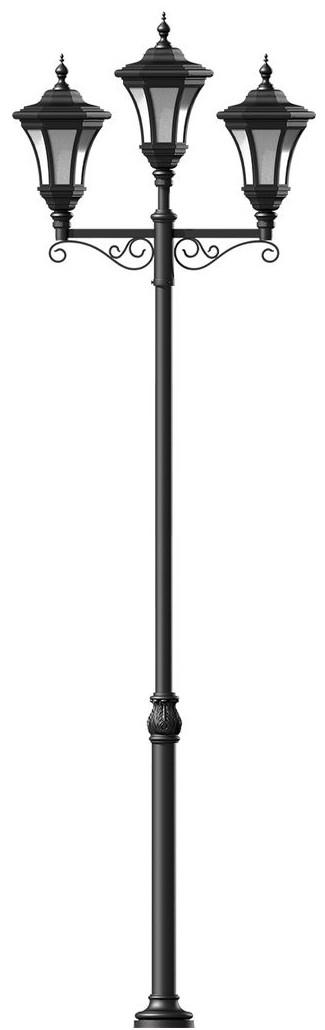 Фонарный столб №58