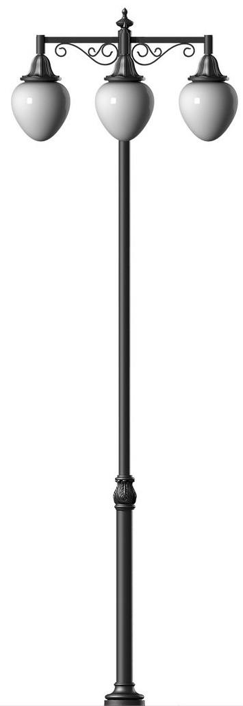 Фонарный столб №60